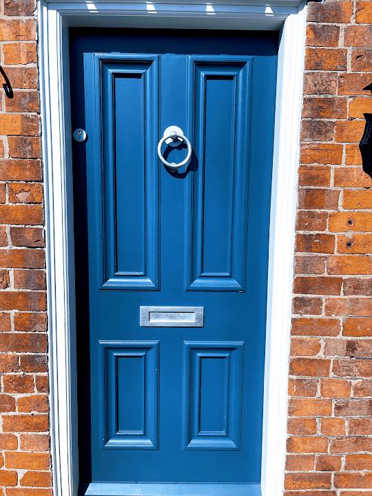 Warped door causes access problems …